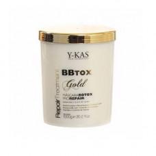 Ботокс Y kas BBTox itric Gold Pró Repair