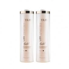 Комплект Y-Kas Gold Liss Treatment